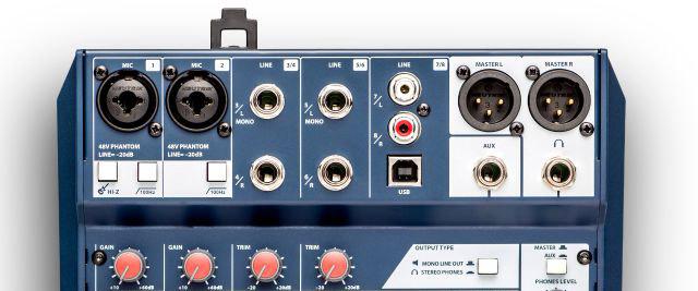 Notepad-8FX | Soundcraft - Professional Audio Mixers